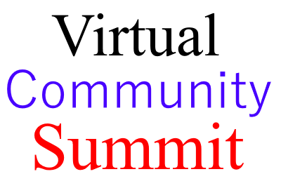 Virtual Community Summit